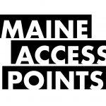 Maine Access Points Logo